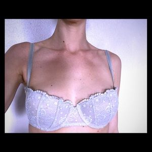 Other - dkny mermaid shell bra I am a b cup too big for me